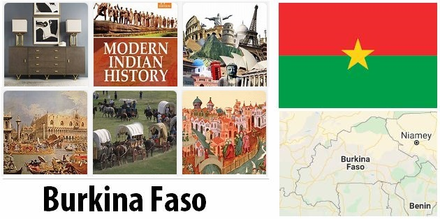 Contemporary History of Burkina Faso
