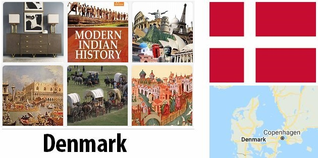 Contemporary History of Denmark