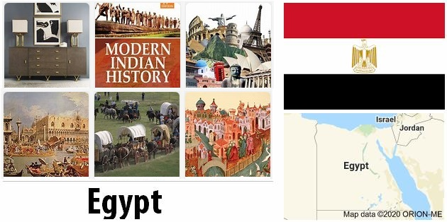 Contemporary History of Egypt