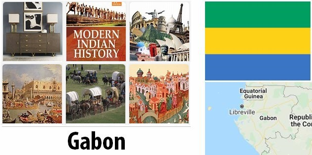 Contemporary History of Gabon