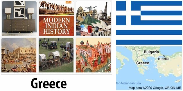 Contemporary History of Greece
