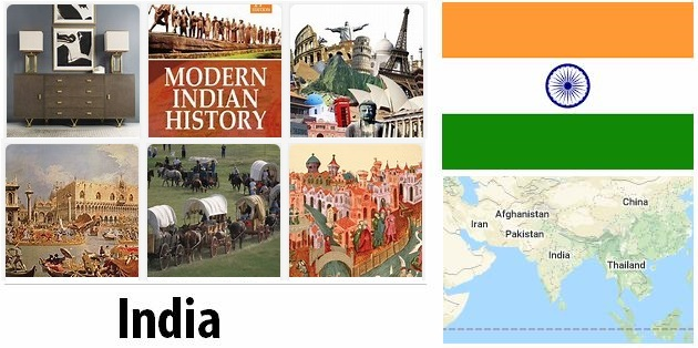 Contemporary History of India