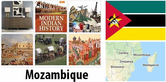 Contemporary History of Mozambique