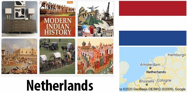 Contemporary History of Netherlands