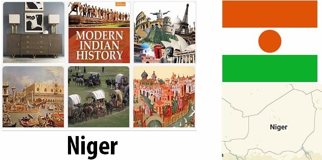 Contemporary History of Niger