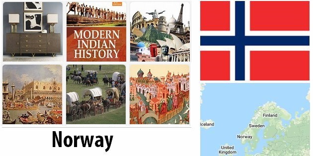 Contemporary History of Norway