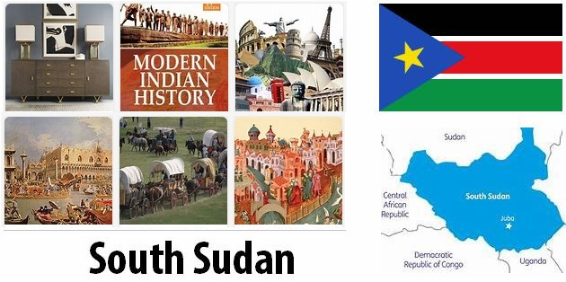 Contemporary History of South Sudan