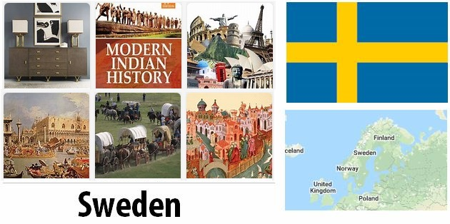Contemporary History of Sweden