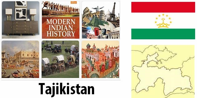 Contemporary History of Tajikistan