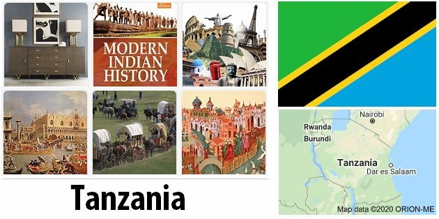 Contemporary History of Tanzania