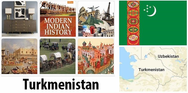 Contemporary History of Turkmenistan