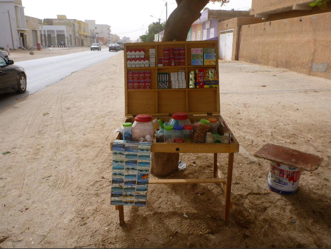 Mauritania Small boutique