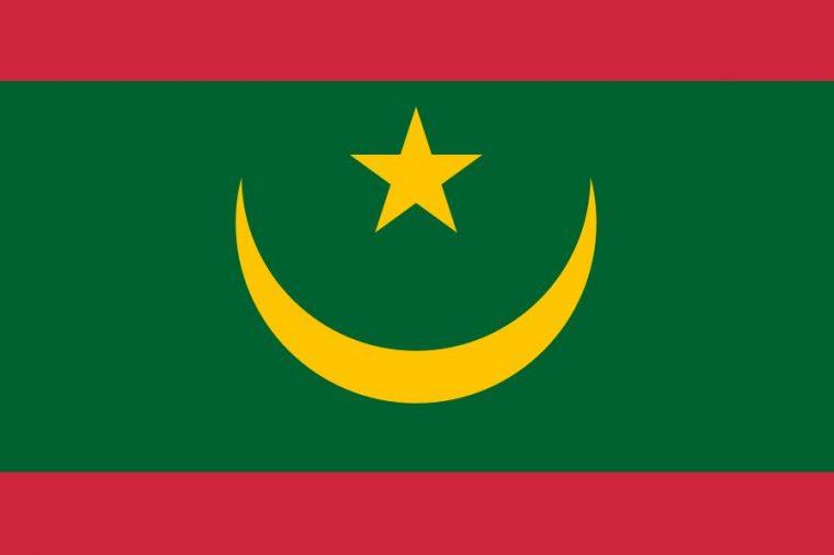 Mauritanian flag