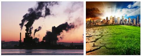 Syria Ecological Problems