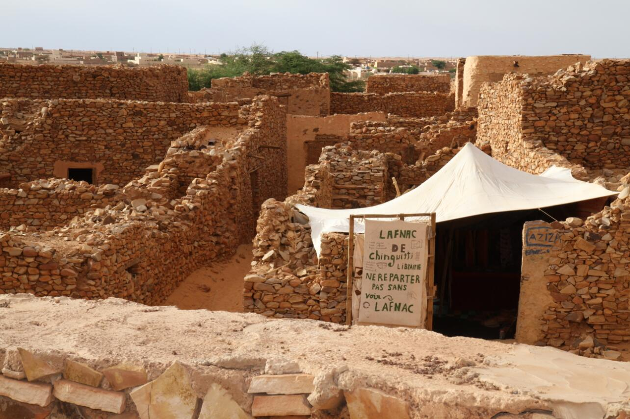 Tourism in Mauritania