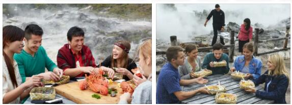 Eating in New Zealand