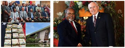Papua New Guinea Politics