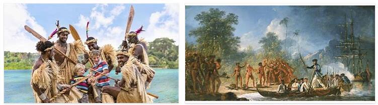 Vanuatu History