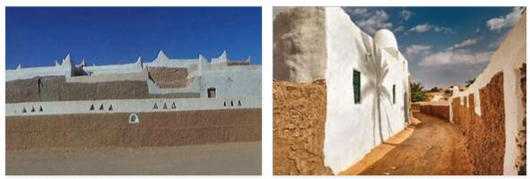 Old town of Ghadames (World Heritage)