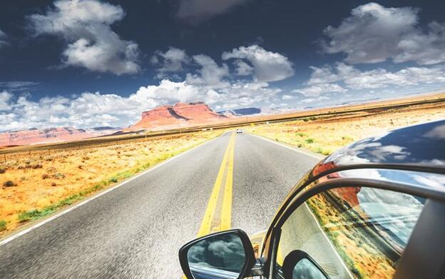 Awesome Road Trip in the USA
