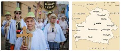 Belarus Population and Religion