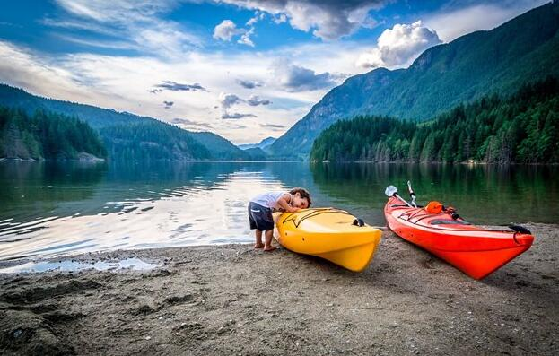 Family Adventure in Canada