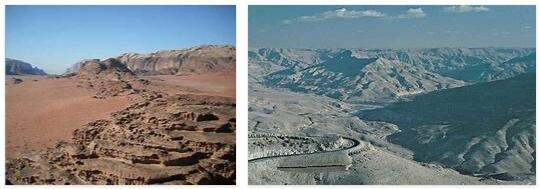 Jordan Geography