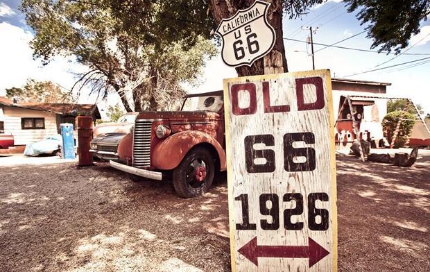 Legendary Route 66