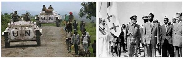 Democratic Republic of the Congo History