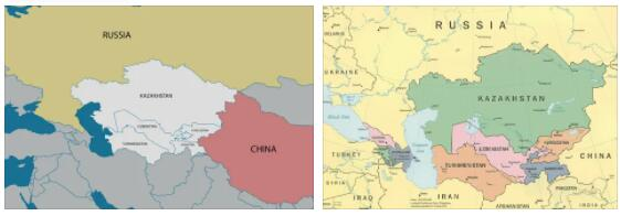 Russia and Central Asia 2