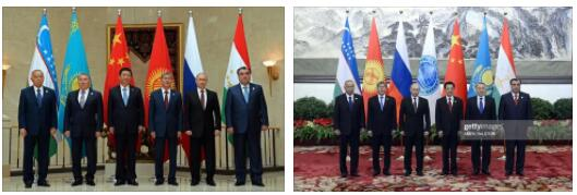 Russia and Central Asia 3
