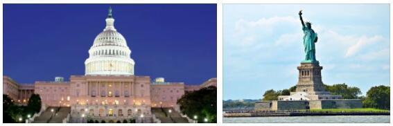 USA Landmarks